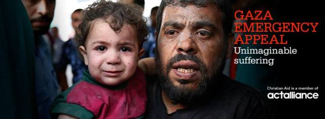 Christian Aid's Gaza emergency appeal