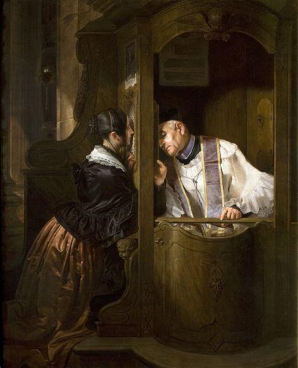 Fondazione Cariplo -  Molteni Giuseppe, 'La confessione'